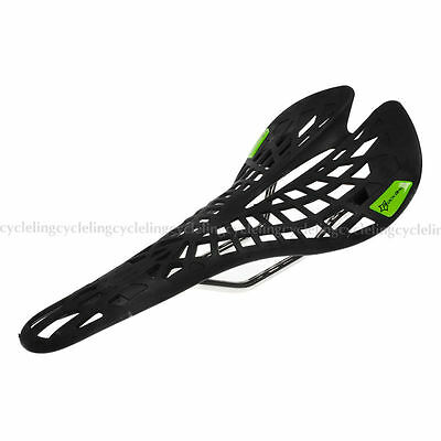 Rockbros Cycling Road Bike Bicycle MTB Ultralight Spyder Saddle Seat Fixed Gear
