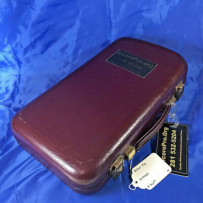 Vintage Encore Pro.org Case ONLY for Buffet R13 Clarinet
