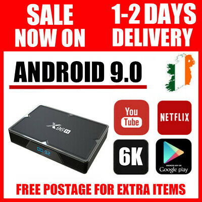 Android 7.1 TV Box Sunvell T95 S1 1/8GB 4K WiFi Media Player Christmas Sale