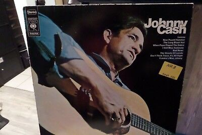 "LP ""Johnny Cash""-Johnny Cash,1969 CBS /green Label,S 52705,VG++/VG+"