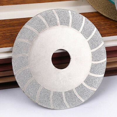 4 Diamond Coated Cutting Disc Flat Wheel Blade Grinding Glass Stone Tile Parts