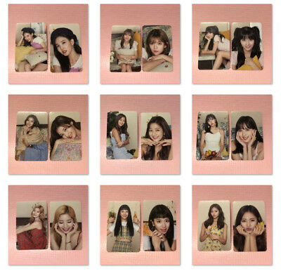 TWICE Official PHOTOCARD SET Fan Meeting ONCE HALLOWEEN Goods Photo Card Select
