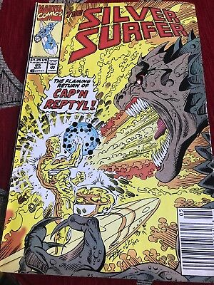 Silver Surfer #65 Marvel Comics Check My Other Listings For More 65