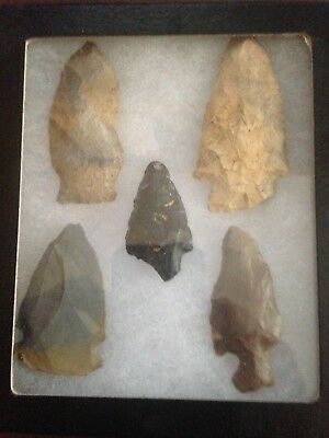 Authentic US INDIAN ARROWHEADS (FREE USA SHIPPING!)