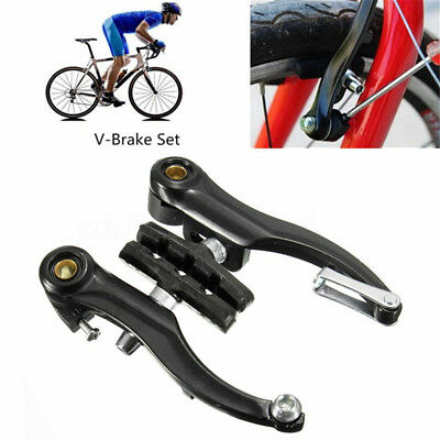 Mountain V Brake Bike Bicycle Alloy Front Lever Calipers Road MTB 2018 Latest