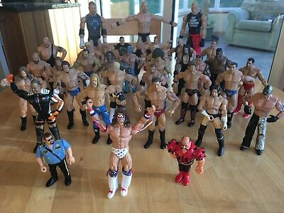 WWE / WWF Wrestling Figures - Christmas Stocking Fillers!