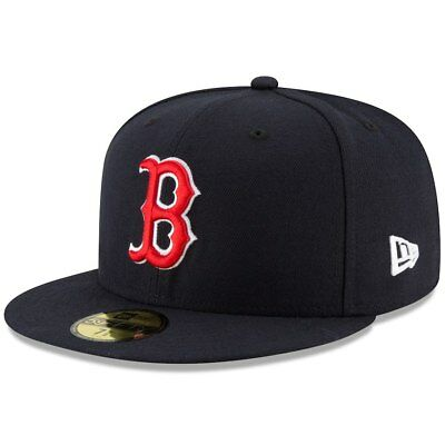Boston Red Sox Licenced 59FIFTY MLB New Era Fitted Cap - size 7 1/4