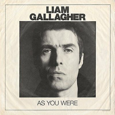 Liam Gallagher' As You Were' CD - NEW oasis