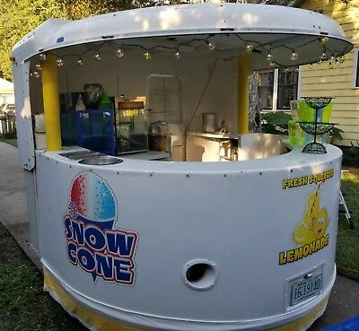 used food concession trailers for sale