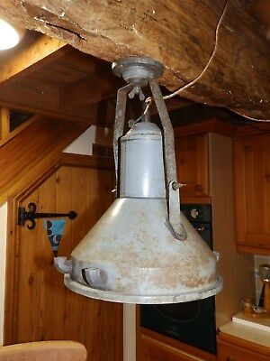 Vintage Industrial Factory Ceiling/Wall Lamp