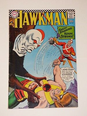 Hawkman #18, 2-3/1967, Very Good+ condition, DC Comics