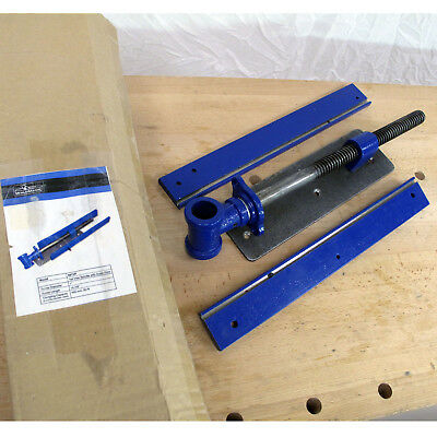 Waldmann Tail Vise with Handle for Woodworking Workbench