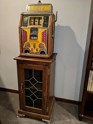 Caille 5 Cent Silent Sphinx Slot Machine