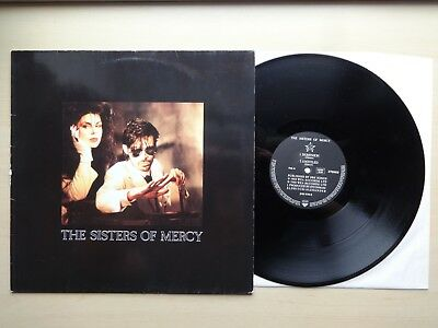 "The Sisters Of Mercy - Dominion 12"", 45 RPM WEA - 248 076-0, Merciful Release"
