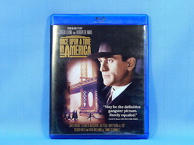 Once Upon a Time in America (Blu-ray) Like New