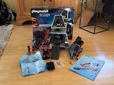 Playmobil 5153 Darksters Power Station