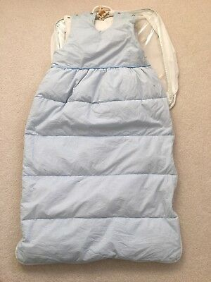 Luxury Baby Sleeping Bag Filled With Down Nicolientje The Little White Company
