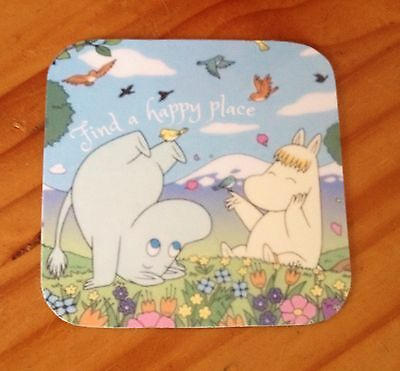 Moomins Fab Fridge Magnet Coaster