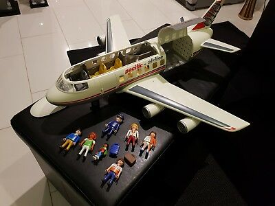 Playmobil 4310 Flugzeug Pacific Airline