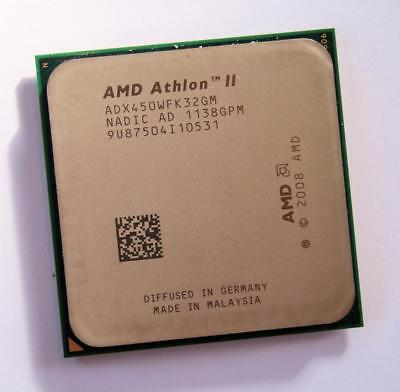 AMD Athlon II (Adx450wfk32gm) Triple-Core 3,2Ghz Conector Am2+Am3