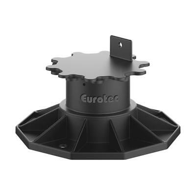 Eurotec Deck Support Plastic Adjustable Pedestal ECO L Brand New