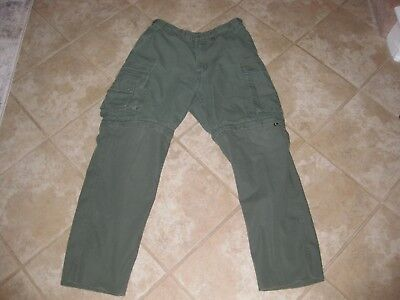Boy Scout Switchback Uniform Pants 29