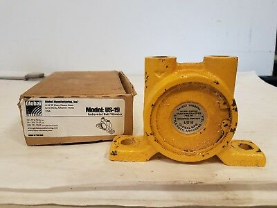 Global Manufacturing Model US-19 US19, Industrial Ball Vibrator