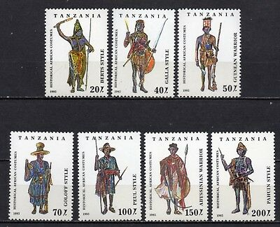 Tanzania nice unmounted mint collection ,stamps as per scan(5513)
