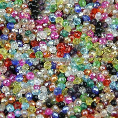 Round Shape Upscale Austrian crystals beads High quality 3mm 200pcs loose