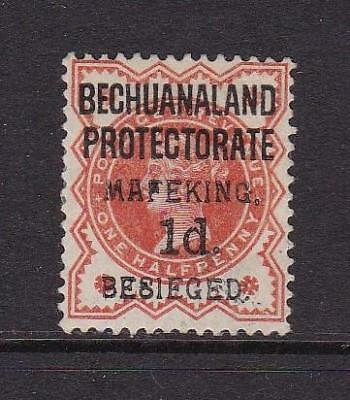 Cape of Good Hope Mafeking Besieged SG 6 fine mint lightly hinged.