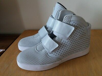 low priced a63cd e517e Mens Nike Flystepper 2K3 877473-004 hi top trainers Size 10(45)