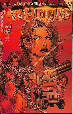 Witchblade # 50 Dynamic Forces DF OmniChrome With Coa