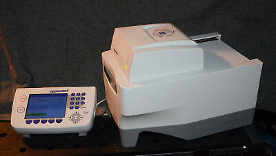 Pcr Thermal Cycler Ep Gradient Eppendorf Mastercycler 5341 5340 Control Panel