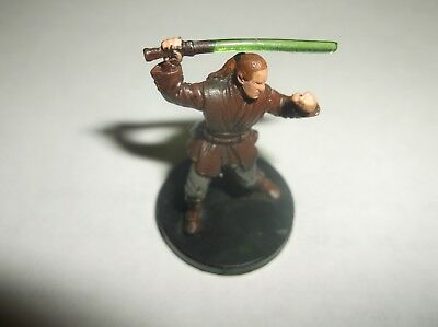 Jedi Weapon Master (without card) Star Wars Miniatures Champions of the Force