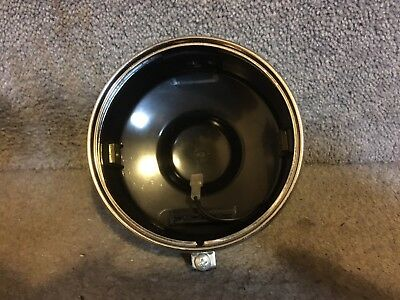 CEV 105mm Headlight Bowl And Rim Vinduro Fantic Garelli SWM Gilera Beta Moped