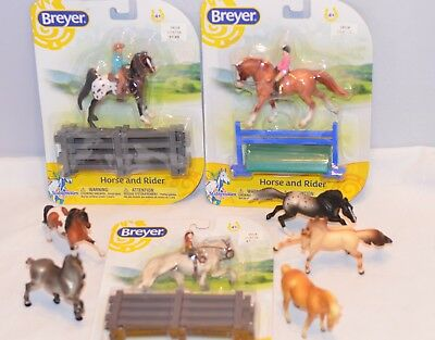 Breyer Stablemate lot New & Used JCP Stablemates