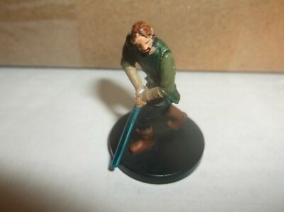 Corran Horn (without card) Star Wars Miniatures Champions of the Force swm rpg
