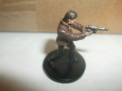 Corellian Pirate (without card) Star Wars Miniatures Bounty Hunters SWM RPG