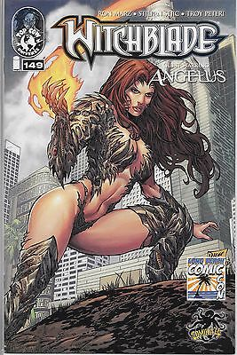 Witchblade 149 Long Beach Comic Con Comikaze Comics Exclusive