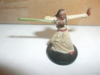 Agen Kolar, Jedi Master (without card) Star Wars Miniatures Revenge of the Sith