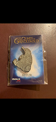 Exclusive Amc Fantastic Beasts - Crimes Of Grindelwald Niffler Pin - New Sealed