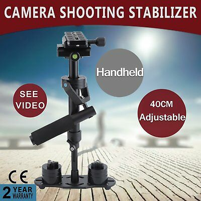 S40 Handheld Video Stabilizer Steadycam Steadicam f/Camcorder DSLR Camera DV DO