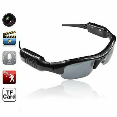 1080P HD Hidden Spy Camera Sunglasses Glasses Eyewear Audio Video Recorder DVRs