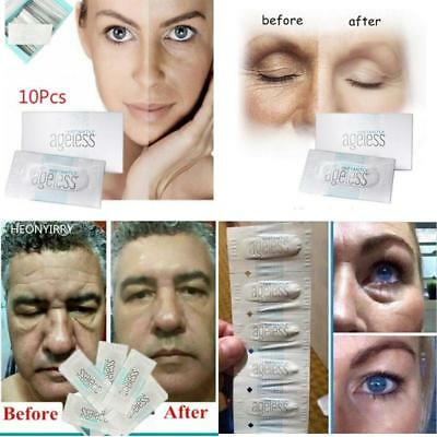 10PCS Jeunesse Instantly Ageless Cream Anti Wrinkle Eye and Face Anti Aging JR15