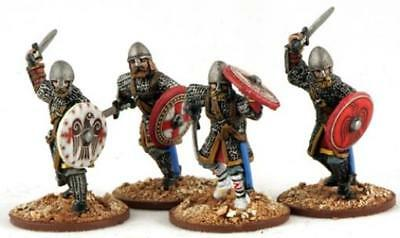 Gripping Beast Byzantine Rus & Slavs Mini Varangian Guard Warriors Pack MINT