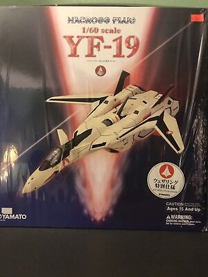 Yamato YF-19 1/60 Special Weathering Edition