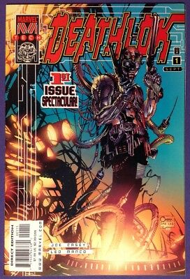 DEATHLOK 1 Sept 1999 9.2-9.4 NM-/NM MARVEL COMICS - BIG AUCTION NOW!