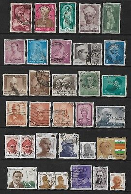INDIA mixed collection No.41, mostly used