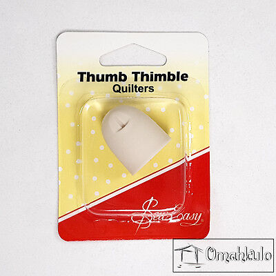 SEW EASY - Quilters Thumb Thimble