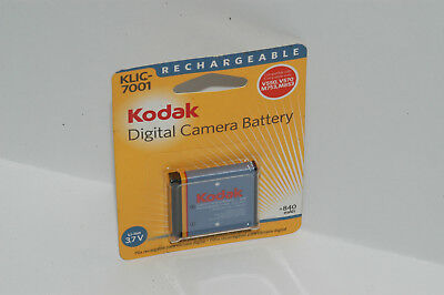 Kodak KLIC-7001 Li-Ion Camera
